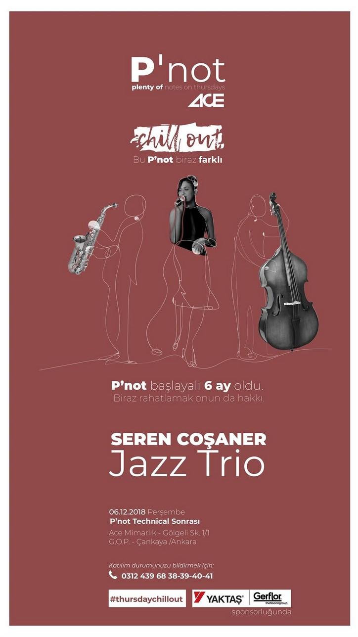 Seren Çoşaner Jazz Trio